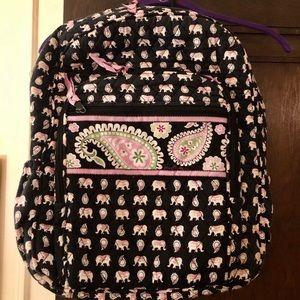 Vera Bradley Pink Elephant backpack